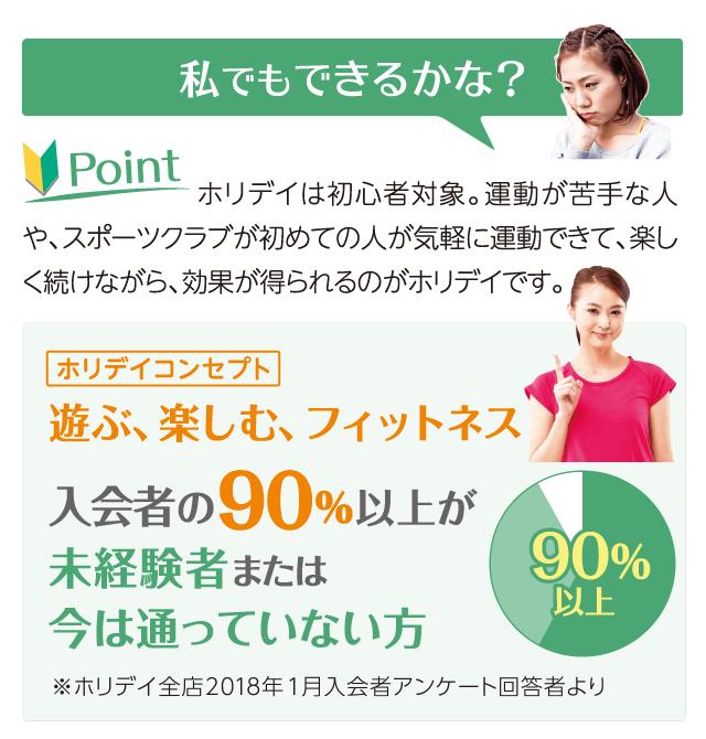 ホリデイ スポーツ クラブ 豊田